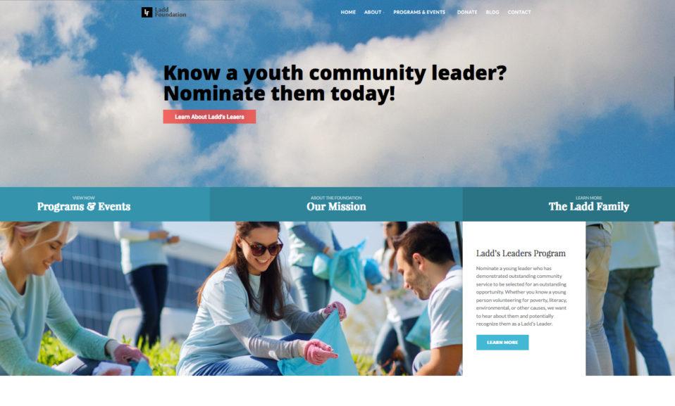 ladd-foundation-website